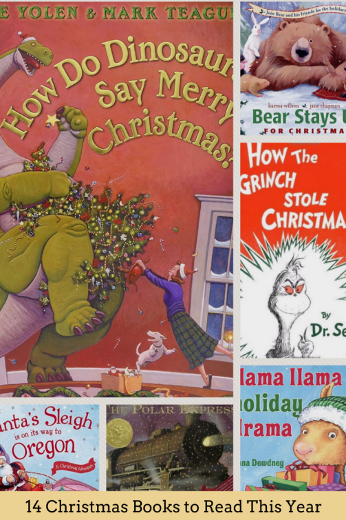 14 Christmas Books to Read This Year