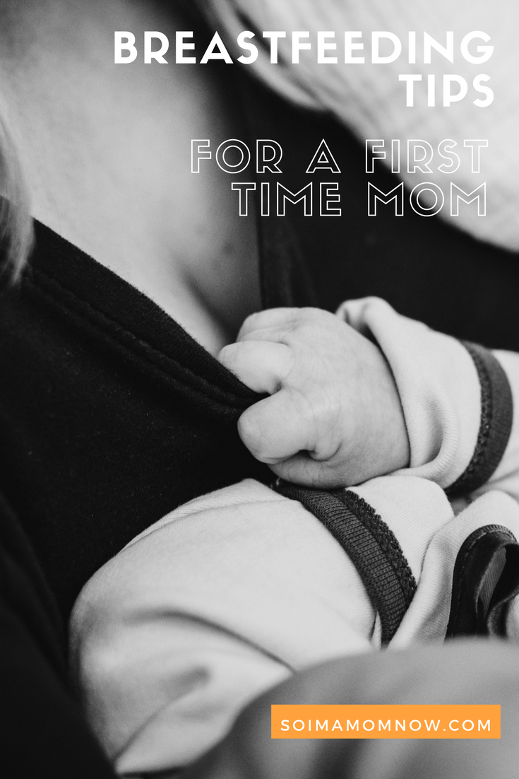 Breastfeeding Tips for a First Time Mom