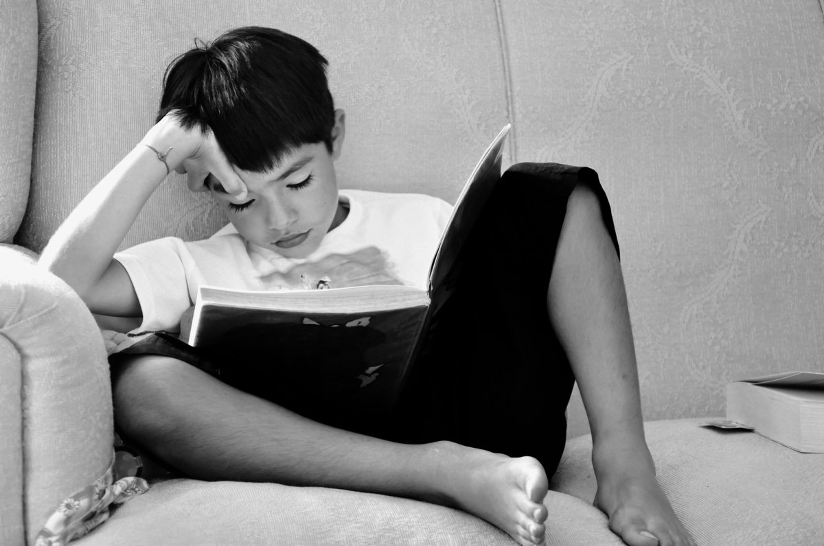 Reluctant Readers and How To Get Them to Like Reading