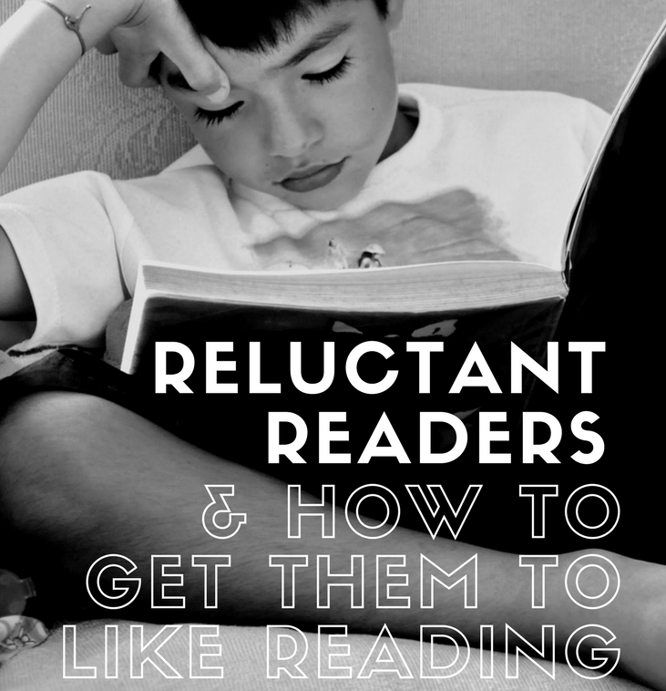 Reluctant Readers How to Get Them to Like Reading