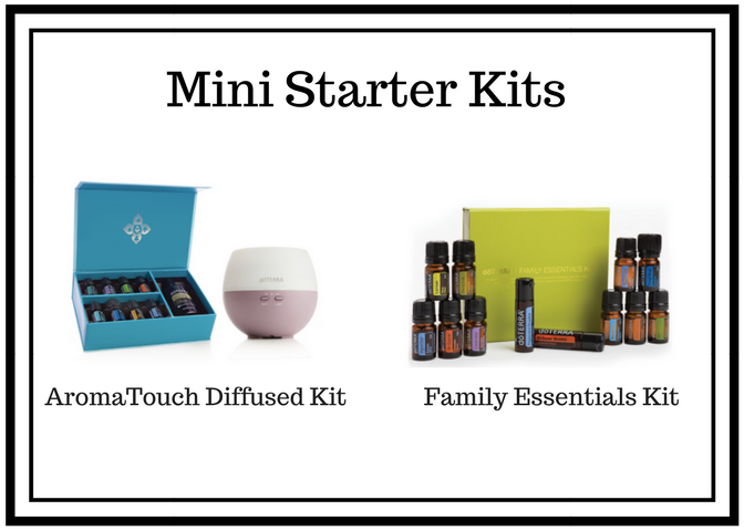 Lifestyle Overhaul Starter Kits (2)