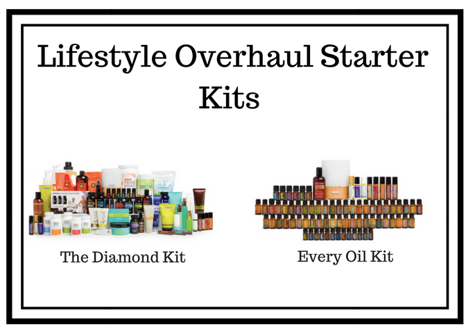 Lifestyle Overhaul Starter Kits