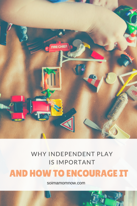 Why Independent Play is Important