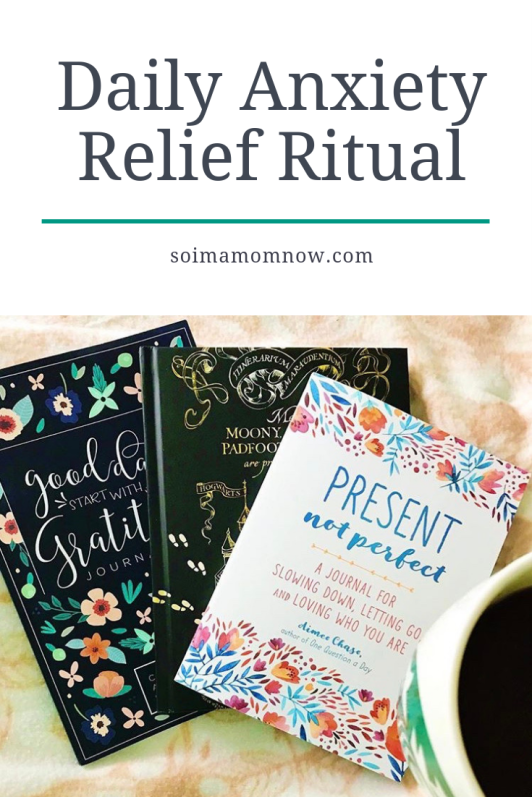 Daily Anxiety Relief Ritual